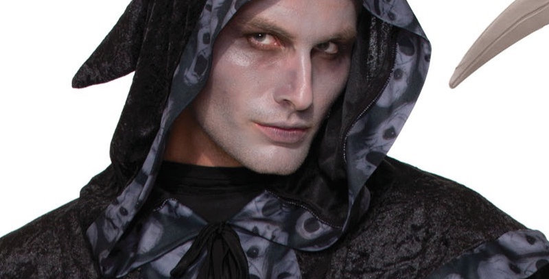 Spirits + Soul Robe includes collared hood, belt and robe  size chest 44''