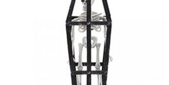 Hanging Skeleton Coffin - 40cm (each)