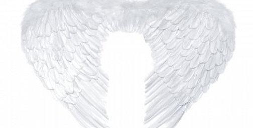 White Angel wings 76cm x55cm