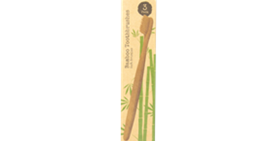 Bamboo Toothbrushes - 3 Pack