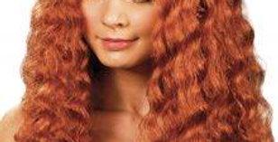 Frizzy Wig Long Auburn