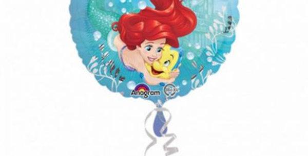 """Ariel 18"""" foil balloon"""