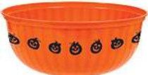 Large Serving Bowl With Pumpkin Trim - 30cm (each)