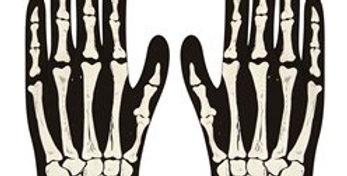 Child Skeleton Gloves (each)