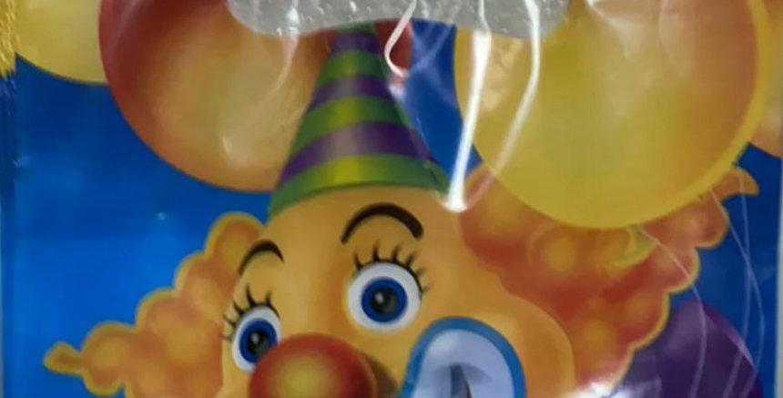 8 Circus theme loot bags
