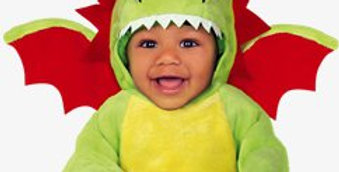 Baby Dragon - Baby & Toddler Costume (each)  6-12 months.