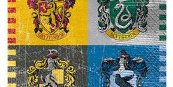 Harry Potter Beverage Napkins - 25cm