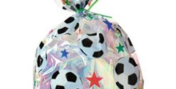 Football Cello Party Bags (20pk)