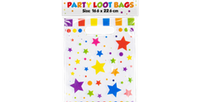 party loot bags 20 pack