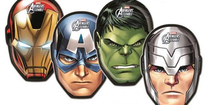 Serving Platters Avengers Multi Heroes
