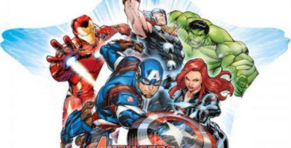 Avengers supershape foil balloon  28''
