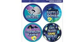 Battle Royal Sticker Set (24pk)