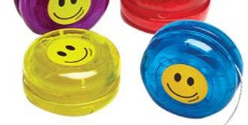Mini Yo-Yo 4pk