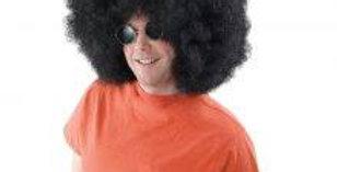Afro Wig Mega Black