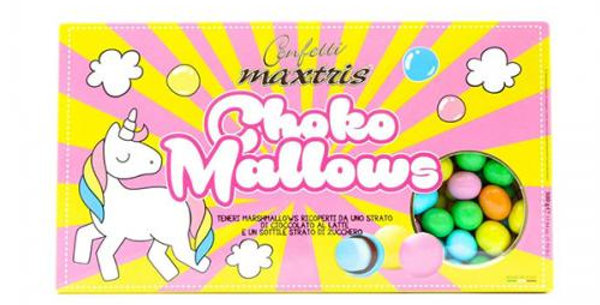 CONFETTI MARSHMALLOW MIX 500GR