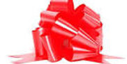 50mm Red Pullbow