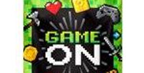 Game On Party Bags - Plastic Loot Bags (8pk)