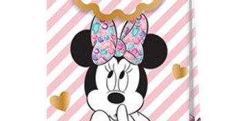 Disney Minnie Party Gem Paper Party Bags (6pk)