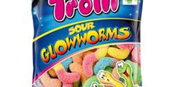 Trolli Sour Glowworms (per bag)