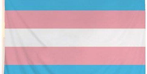 Transgender Pride Flag - 5ft x 3ft (each)
