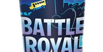 Battle Royal Plastic Favour Cup (each)