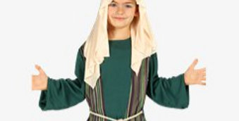 Shepherd Boy - Child Costume (each)includes dress, belt and headpieces .