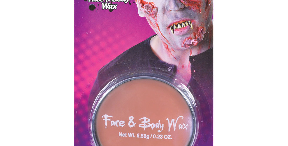 Face and Body Wax Blister Carded