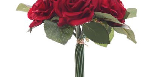 Rose Bunch Red x 9 Heads (each