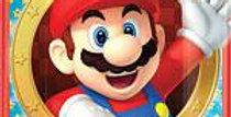Super Mario Plates - 23cm Paper Party Plates (8pk)