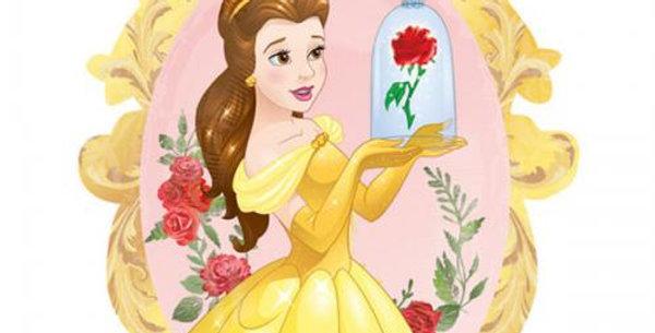 Beauty & The Beast SuperShape Balloon - 31'' Foil (each)