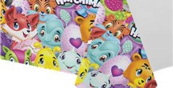 Hatchimals Plastic Tablecover - 1.3 x 2.1m (each)