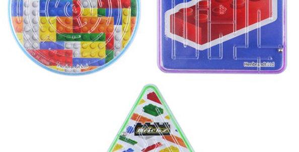 Block Brickz Maze Puzzle