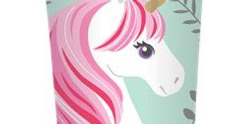 Magical Unicorn Plastic Favour Cup - 452ml