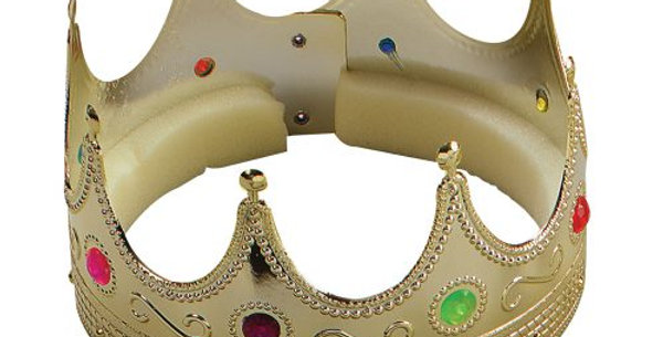 King's Crown Gold + Jewels