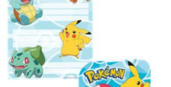 Pokémon Party Invitations (8pk)