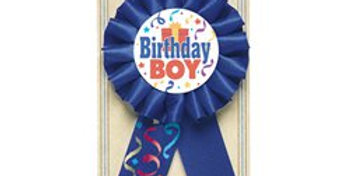 Birthday girl /boy badges