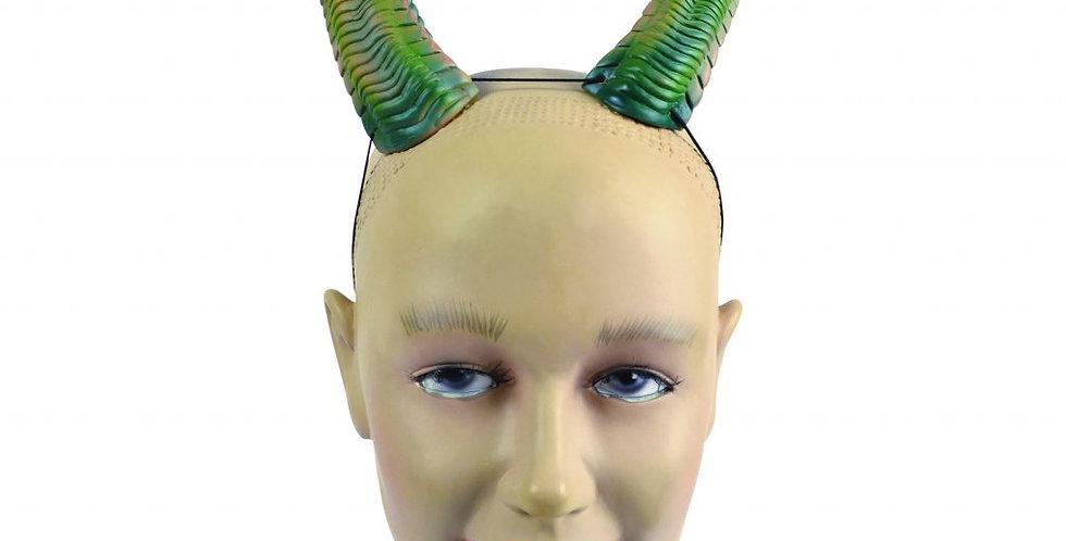 Alien eyes headband