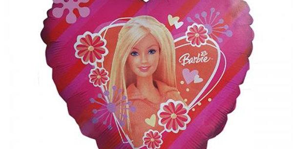 """Barbie 18"""" foil balloon"""