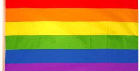 Pride Flag - 5ft x 3ft (each)