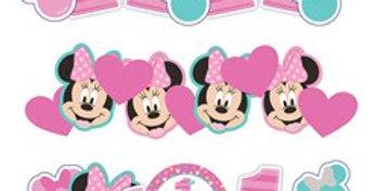 Baby Minnie Fun One Confetti (each