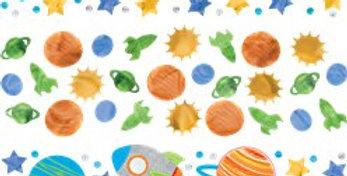 Blast Off Birthday Confetti - 34g (each)