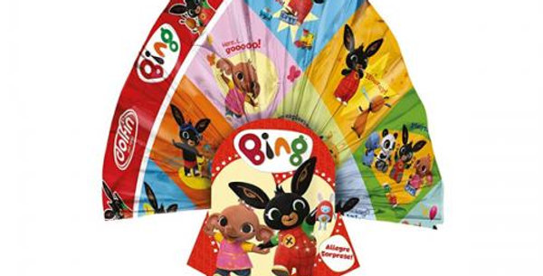 BING EASTER egg with surprise toy 220g