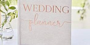 Grey Suede Luxury Wedding Planner