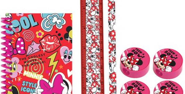 Minnie Mouse Stationary Pack (16pk)