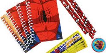 Spider-Man Stationary Pack (16pk)