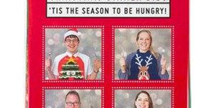 Christmas Dinner Bibs (8pk)
