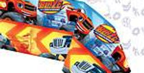 Blaze and the Monster Machines Plastic Tablecover (each)