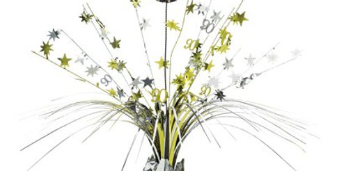 Celebration Age 90 Table Centrepiece - 46cm (each)