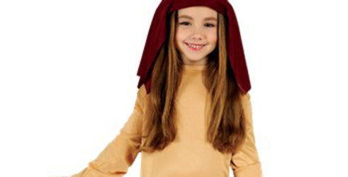 Shepherd Girl - Child Costume (each) includes dress,belt and headpiece Age