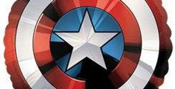 Avengers Shield XL Foil Balloon - 28'' (each)
